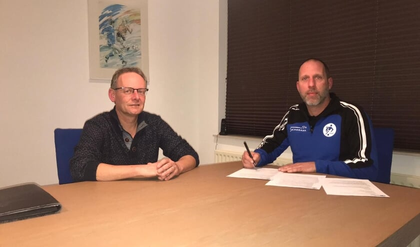 De samenwerking met Mark Schuiten is verlengd voor volgend seizoen.