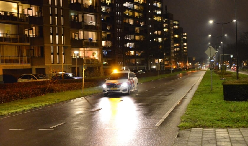 De Bredase straten zijn uitgestorven tijdens de eerste nacht met de avondklok.