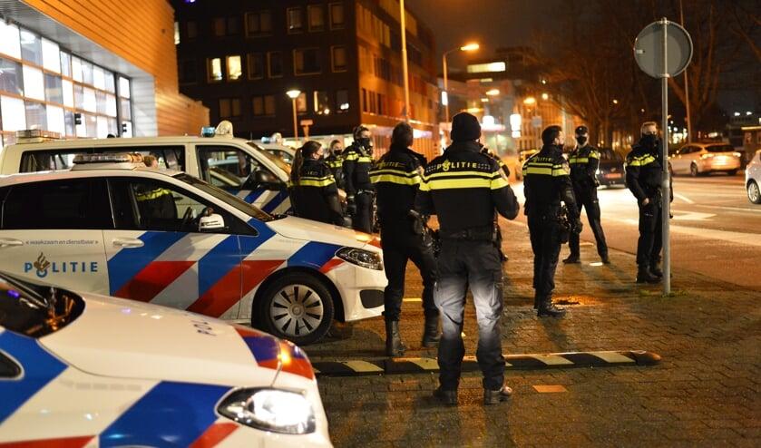 <p>Gisteravond was het al raak in Breda</p>