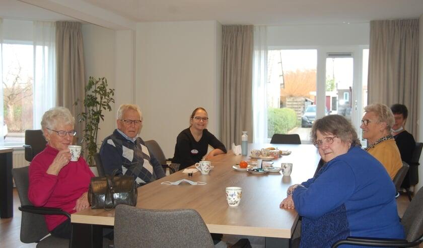 <p>Alle senioren uit het dorp zijn welkom bij Gast & Hof Krabbendijke.</p>