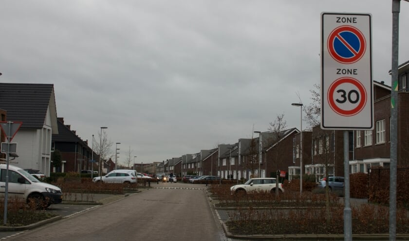 In de wijken geldt al al een maximumsnelheid van 30 km per uur.