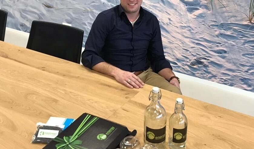 <p>Elmer van Gurp is eigenaar van isolatiebedrijf ISOenergy in Nieuwdorp.</p>