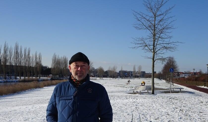 <p>Henk Nijssen vindt het Vogelpark te kaal.</p>