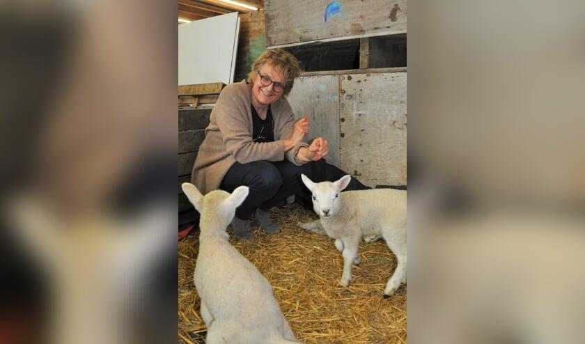 <p>Marianne Rommens van Zorghoeve Kakelbont in Dinteloord: &#39;Zelfs voor de verstoten lammetjes van de buurman functioneren we als zorgboerderij&#39;</p>