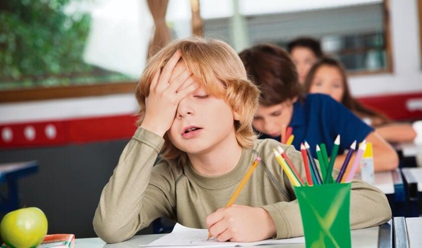 <p>Hitte op school kan leiden tot gezondheidsklachten.&nbsp;</p>