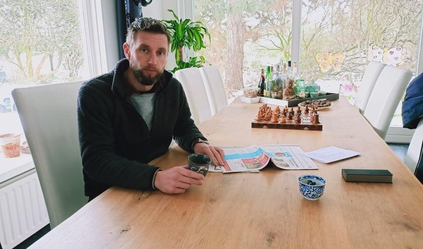 <p>Johan Jansen en Dionne Oomen hebben met succes 1,5 miljoen euro aangetrokken voor LocalTea via Dragon&#39;s Den. Dit interview vond voor de opnames plaats.</p>