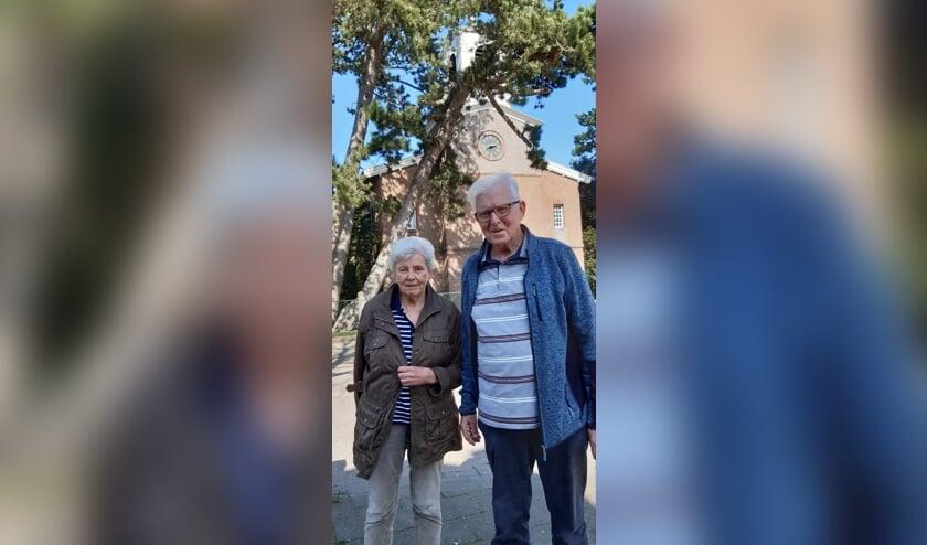 <p>Betsy en Kees Schout hebben nooit ergens anders gewoond dan in Wilhelminadorp.</p>