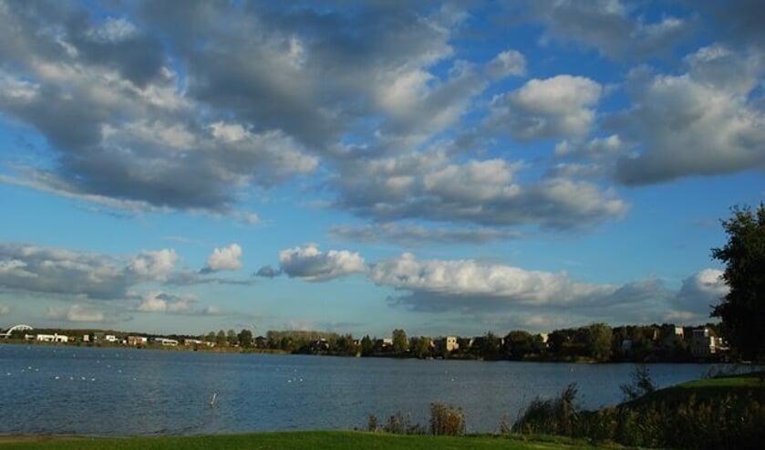 De komende dagen wisselen wolkenvelden en wat zon elkaar af.