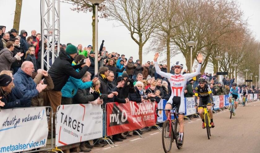 <p>Beeld van de Cyclocross Rucphen in 2018. Het is maar de vraag of er in 2022 weer zal worden gereden.</p>