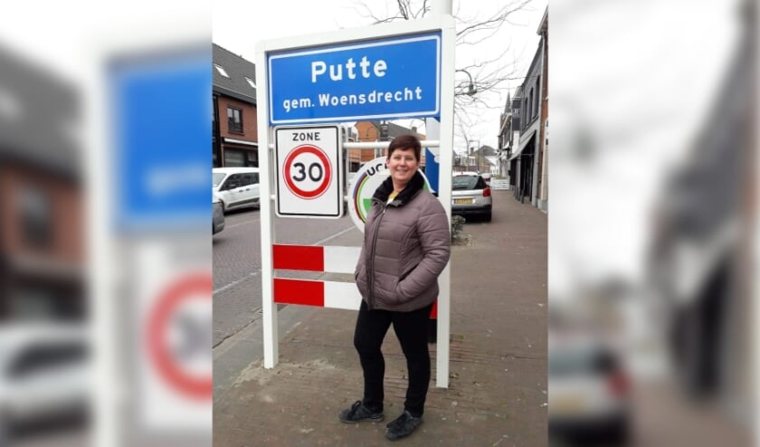 <p>Rita van Gaal uit Putte.</p>