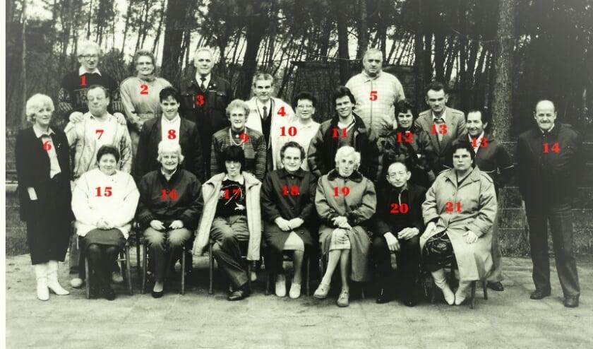 <p>Wie kent deze personen van de Welzijnsgroep Sprundel.</p>