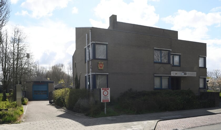 De huidige kazerne in Heinkenszand.