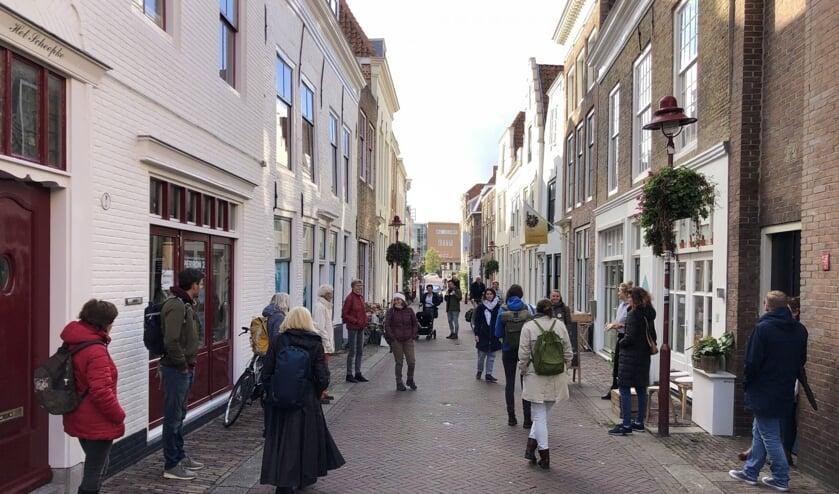 Zero Waste Wandeltour Middelburg 2020