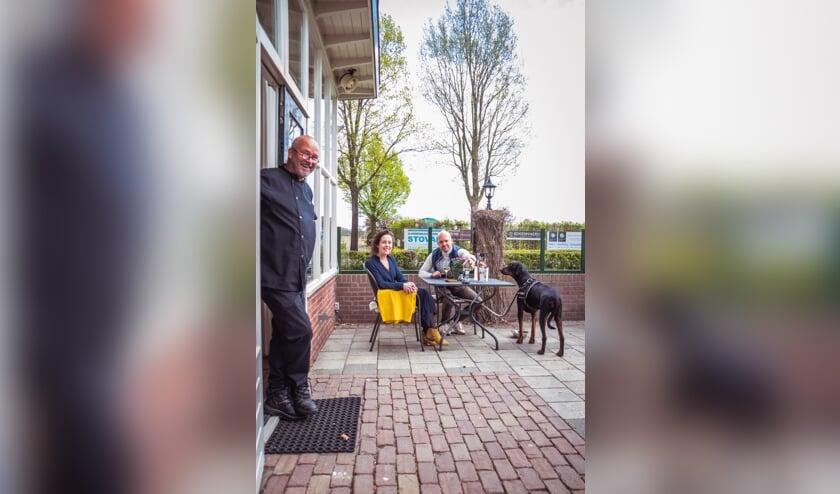 <p>Mark Bogers, eigenaar van eetcaf&eacute; De Tijd in Rijsbergen: &#39;Ik ben een positief ingesteld mens&#39;</p>