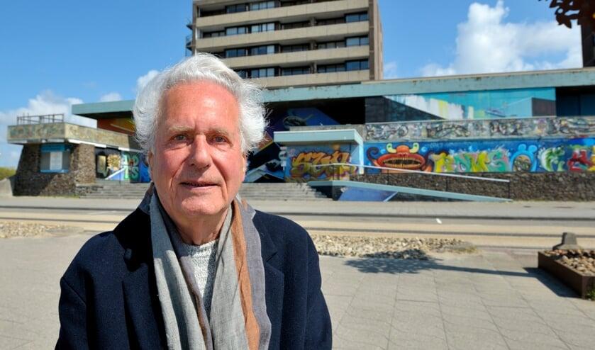 <p>Architect Jan Oostveen: &#39;Hier moet je als architect van zeggen: dit kan niet in onze stad.&#39;</p>